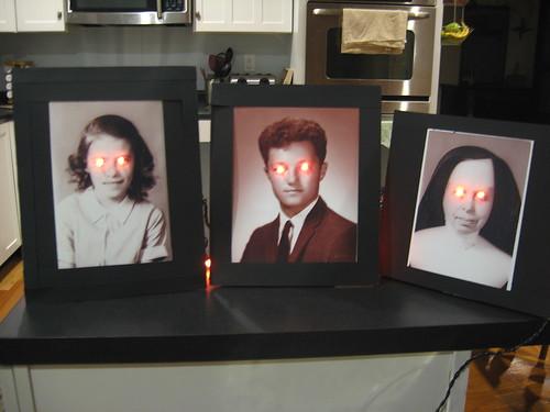 Scary photos