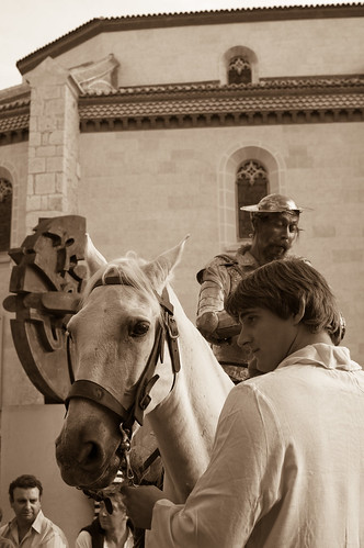 Mercado medieval 2009