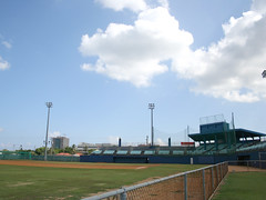 Inside Paseo Stadium