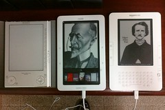 Sony Reader, Nook, Kindle