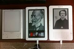 Sony Reader, Nook, Kindle