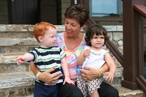 Henry, Grandma and Clara