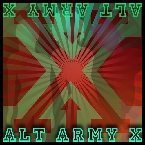 alt army x