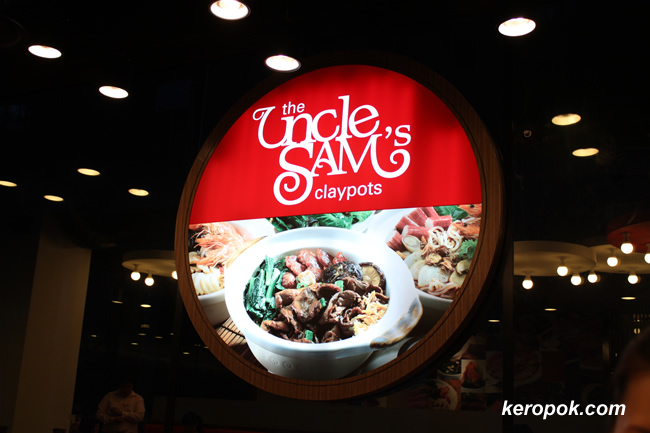 The Uncle Sam's Claypot @ Clementi City Vibe
