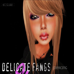 [ skream! ] delicate fangs