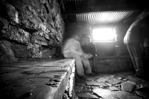 The bothy at the summit of Cadir Idris