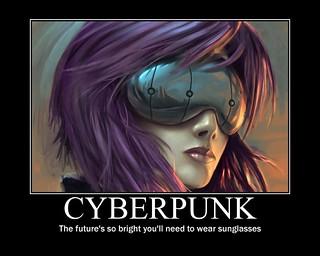 Cyberpunk Motivation