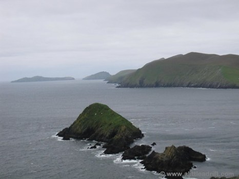 The Stunning Blaskey Islands