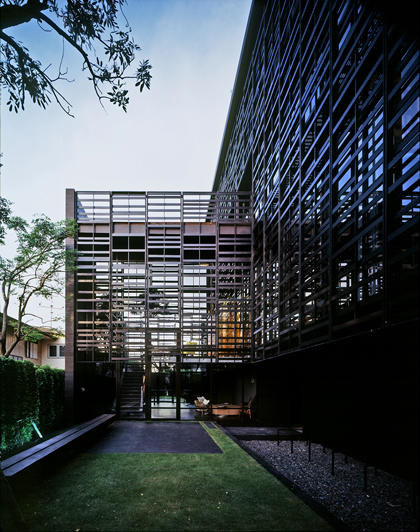 Sun One by DEPARTMENT of ARCHITECTURE