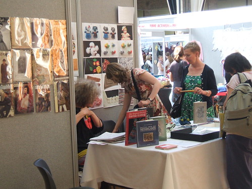 Knitting Reference Library Stand