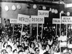 Political Rally, 1964