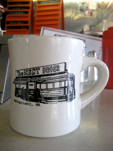 Nest Diner Coffee Mug