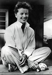 Katharine Hepburn, 1950s