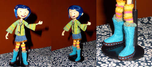 Coraline's New Outfit: Details