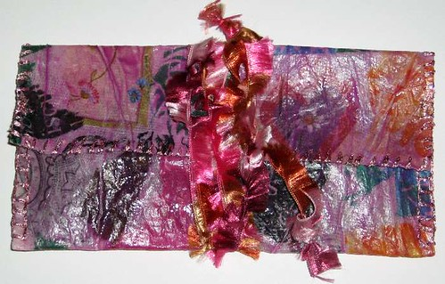 Fabric Paper Purse