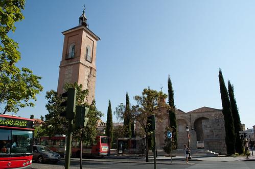 Iglesia de Santa María la Mayor en la actualidad