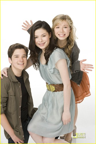 iCarly 2008 Glam and Character por dtodoblog.