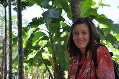 Kate. Koh Trong, Kratie, Cambodia