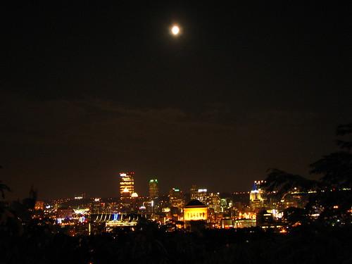 Vista do Pittsburgh view