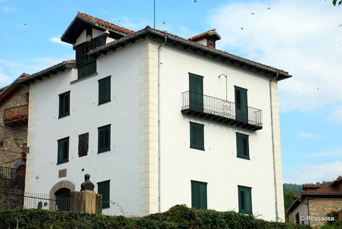 Casa Museo de Julián Gayarre, Roncal, Navarra