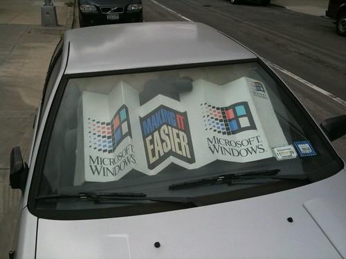 Microsoft Windows: Making it easier