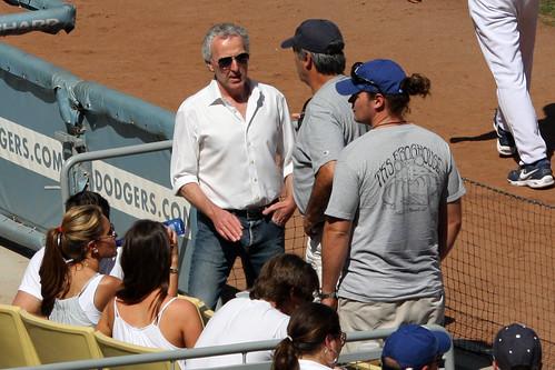 Dodgers Owner Frank McCourt
