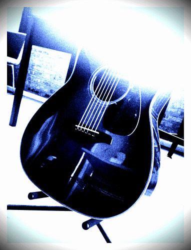 Guitar blues, iPhoney edition