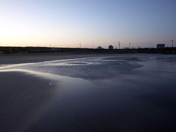 秋の三沢ビードルビーチ 4