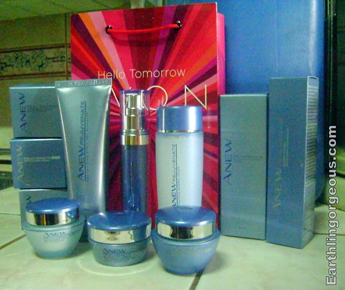 Anew Rejuvenating Anti-Aging Kit