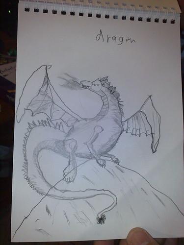 Dragon by Tom
