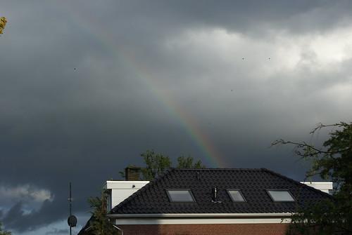Rainbow in Lochem