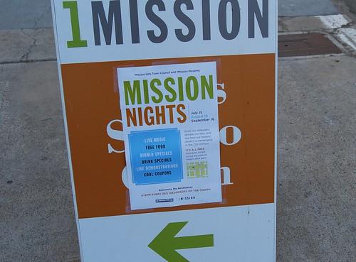 Mission Nights