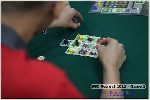 BGC RETREAT 2011 - GAME ONE