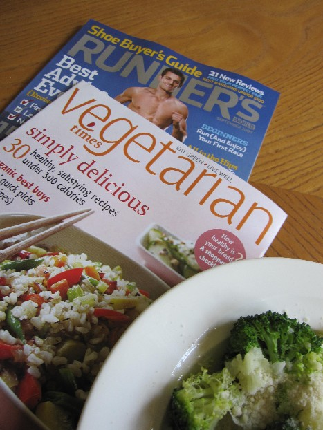 Lunch Time Reads