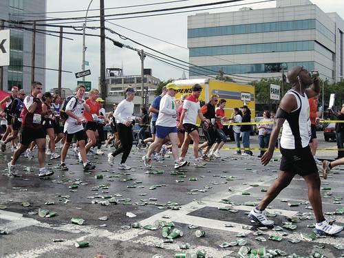 NYC Marathon, 2007 by you.