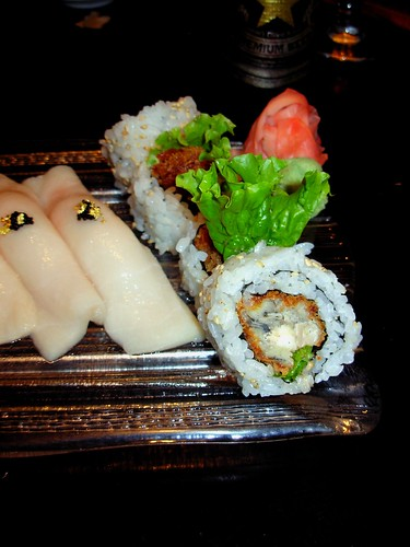 Spicy Napoleon Roll - Deep fried oyster