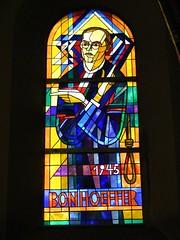 Dietrict Bonhoeffer Stained Glass,St Johannes ...
