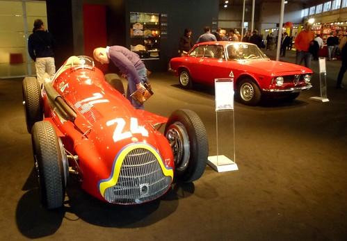 Alfa Rome 158
