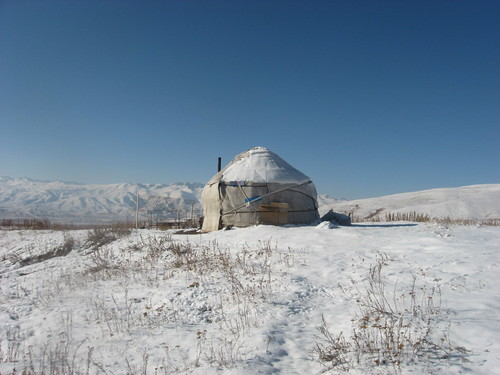 Last of the yurts