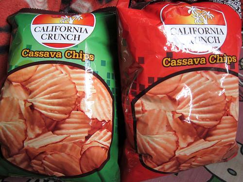 California Crunch Cassava Chips
