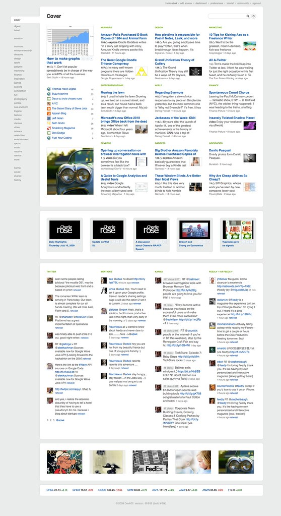 Feedly Cover in 2.0a.010