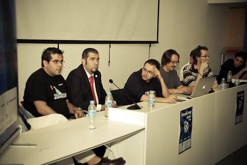 WordCamp Spain 2009-145