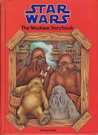 Wookie Storybook
