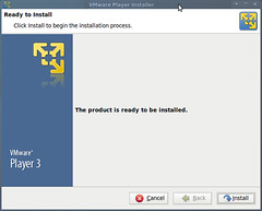 xubuntu 9.10 vmware player 3