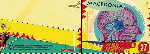 Guia Macedonia / Ocio y Cooltura de la Ciudad de Corrientes