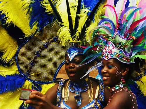 1: Notting Hill Carnival 2009