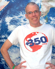 Bill McKibben, by Jennifer Esperanza