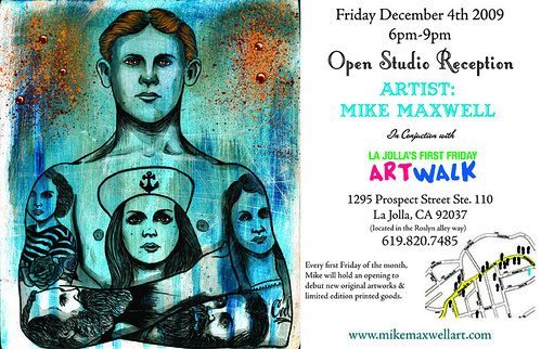 Open Studio this Friday