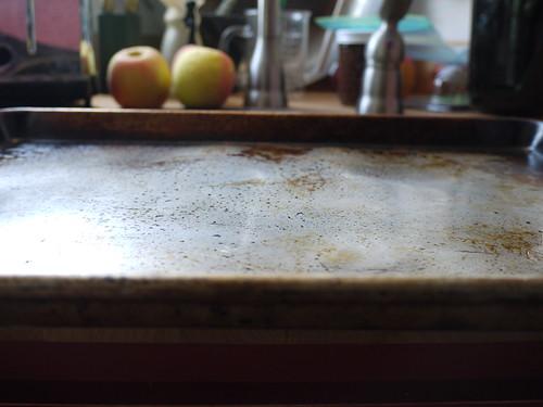 Ciabatta - Dented sheet pan