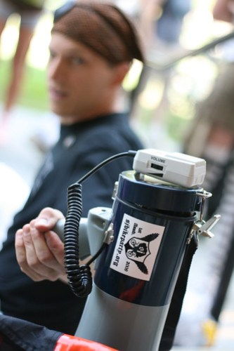 Official SJBP Megaphone